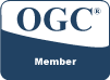 member of the Open Geospatial Consortium